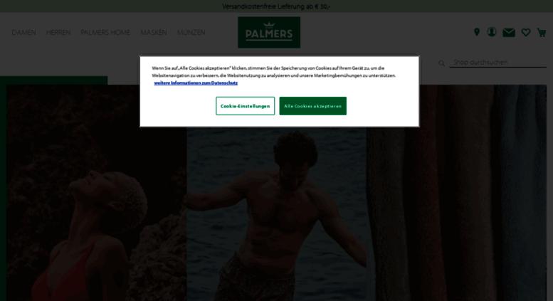 Access Palmersde Palmers Wäsche Dessous Und Strümpfe Online