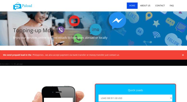 Access paload net  Send eLoad Online | Buy Smart, Globe, Sun