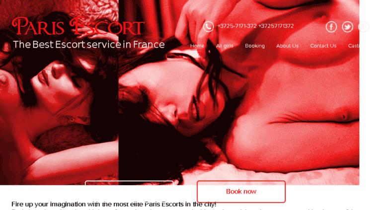 France paris escort