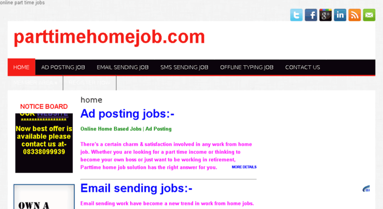 best online part time jobs