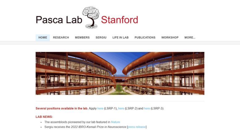 Access pascalab org  Pasca Lab @ Stanford University - Home