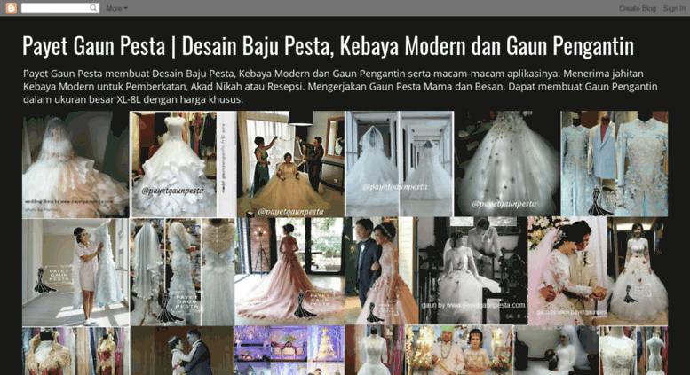 Access Payetgaunpestablogspotcom Payet Gaun Pesta