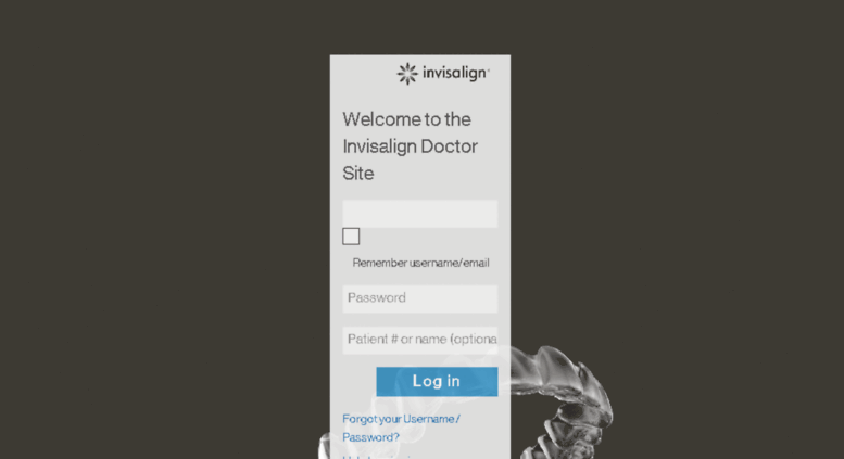 invisaligh doctor site