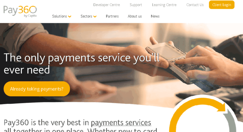 Access paypoint net  Integrated payment services - online