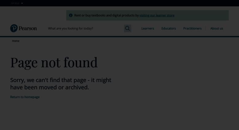 Access pearsonrealize com  Pearson Realize