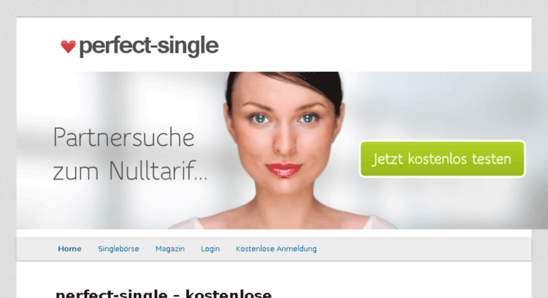 single.de kostenpflichtig
