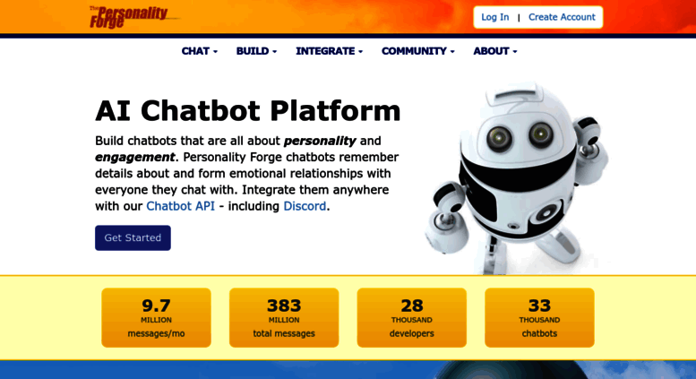 forge personality chatbots build own accessify