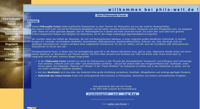 Philo Welt