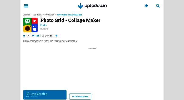 photo grid uptodown