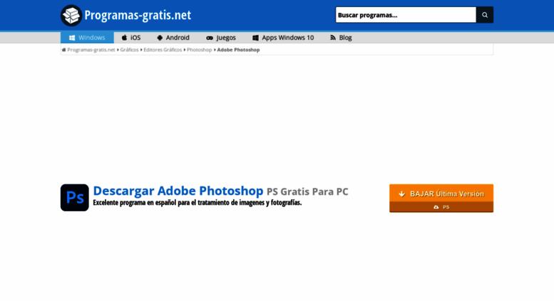 descargar adobe photoshop gratis para android