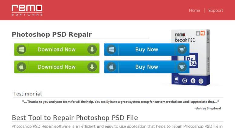 License Key Remo Repair Psd