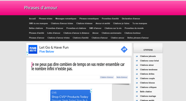 Access Phrases Damour Blogspot Be Phrases D Amour Les