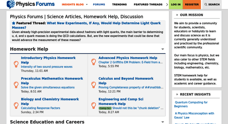 Looking For A Good Electrical Engineering Homework Help Forum