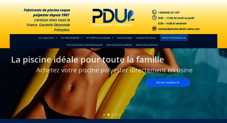 Access Piscine Direct Usine Com Piscine Direct Usine Piscine