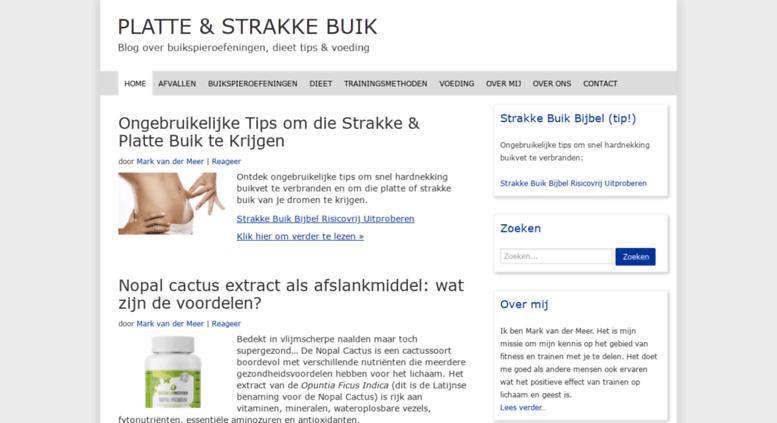 Access Platte Buiknl Platte Strakke Buik Krijgen Ontdek Alle