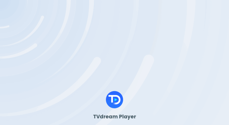 tvdream player