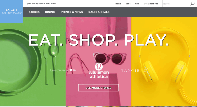 Access polarisfashionplace.com. Polaris Fashion Place | Premier ...