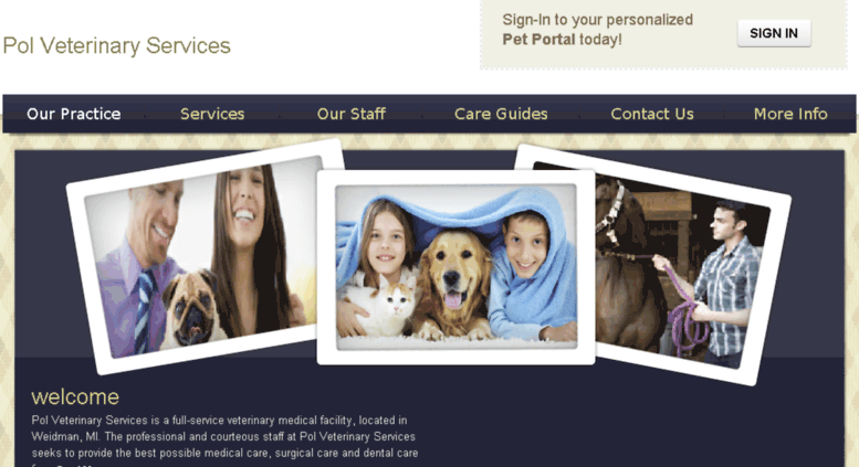 access polveterinaryservices.vetstreet. pol veterinary services