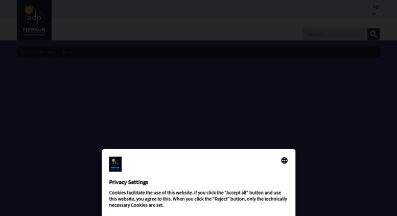 Adp Gauselmann Portal