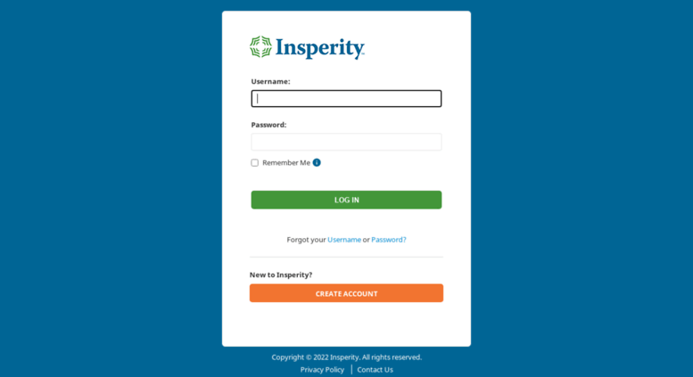 Top Five Insperity Login - Circus