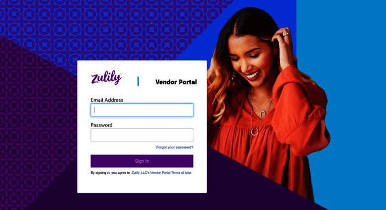 Access portal zulily com  Zulily, LLC Vendor Portal