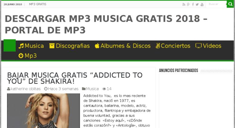 descargar musica mp3 gratis genteflow 2018