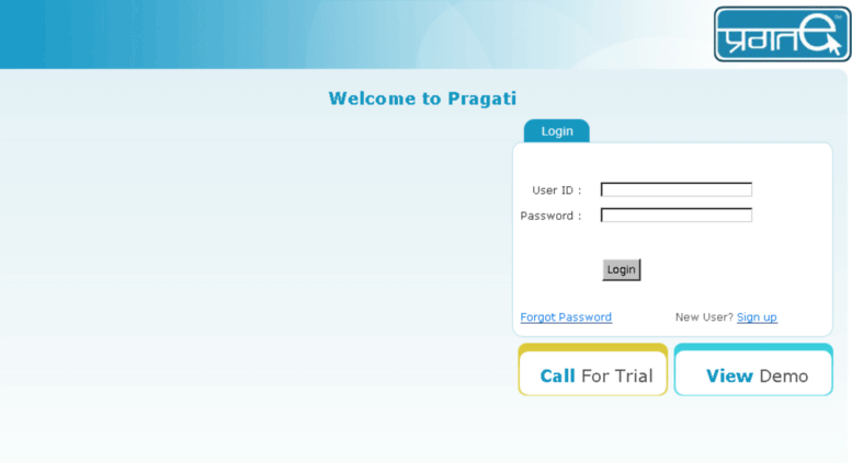 Access pragatienthrall cloudapp net  e-governance MIS Platform