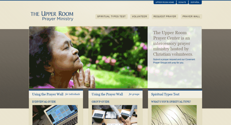 Access Prayer Center Upperroom Org Welcome To The Living Part 85