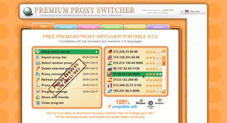Premium Proxy