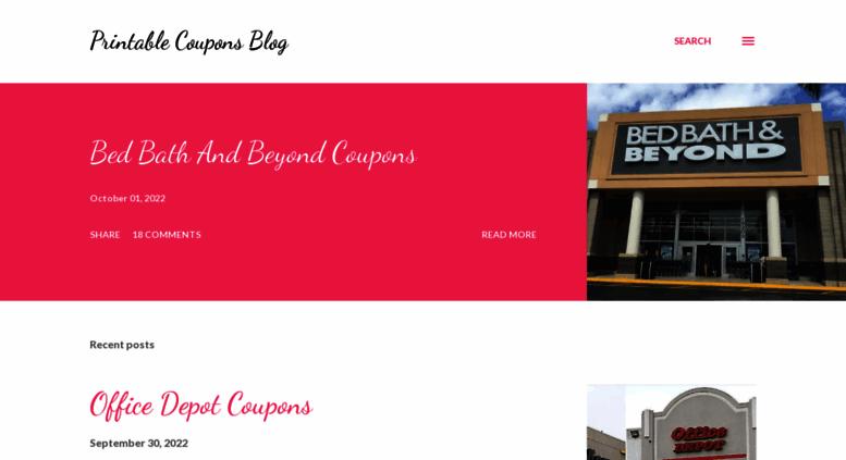 printable couponsblogspotcom screenshot