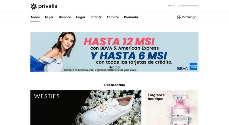 1fb7711f9d4 Access privalia.com.mx. PRIVALIA - El outlet online de moda Nº1 en ...