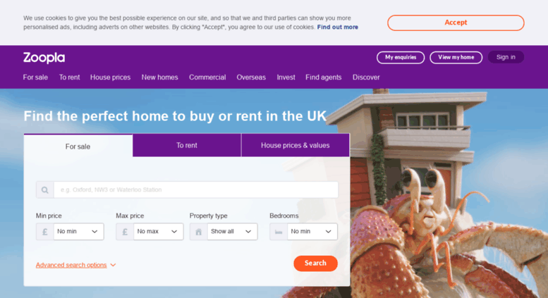 Access pro zoopla co uk  Zoopla > Search Property to Buy