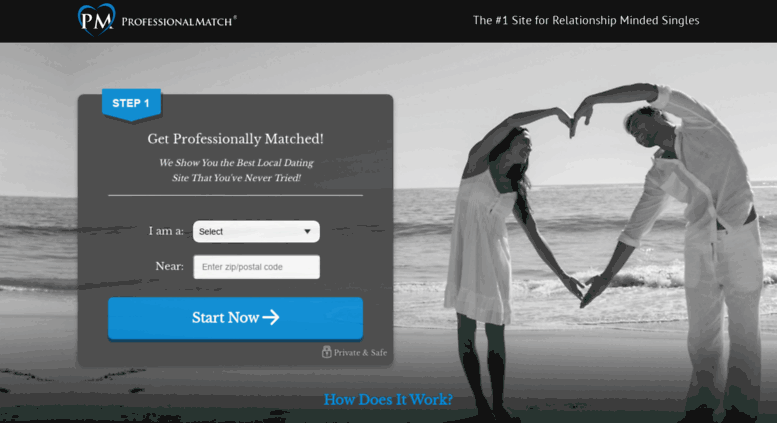 best professional online dating