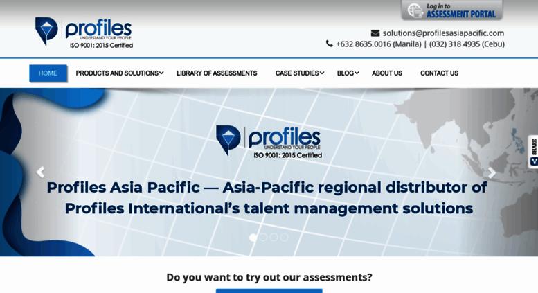 Access profilesasiapacific com  Profiles Asia Pacific - The