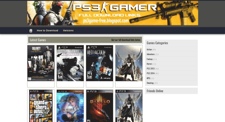 Download Ps3 Games Directly To Ps3