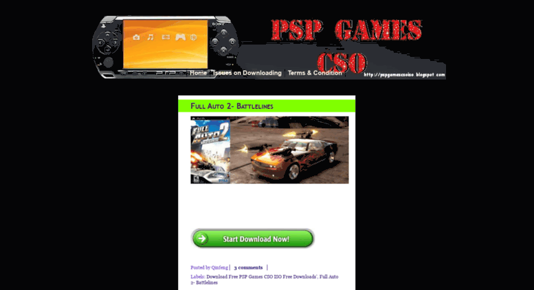 Sony psp iso cso games free download | mintman.