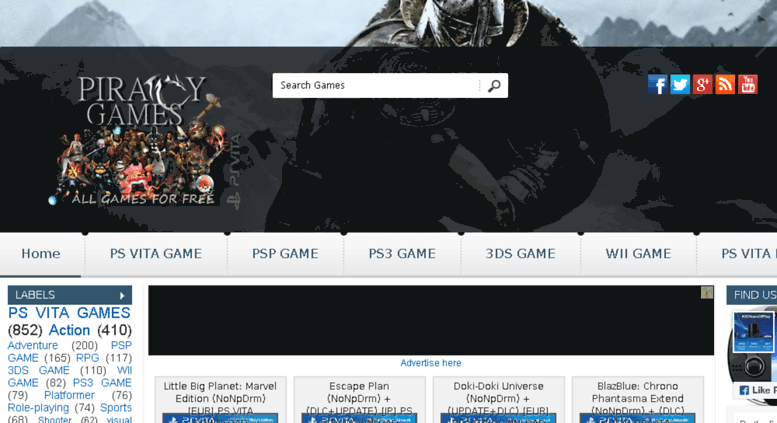 Access psvitavpkgames blogspot com  PS VITA VPK GAMES PSP ISO PS3
