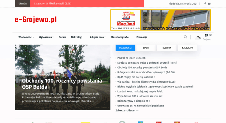 a57a8c6350 Access puk.e-grajewo.pl. e-Grajewo.pl - Portal Internetowy Grajewo i ...