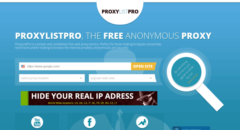 Proxy List Pro Coupons and Promo Code