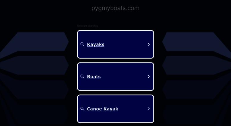 Access Pygmyboatscom Pygmy Boats Voted Best Wooden Kayak Kit
