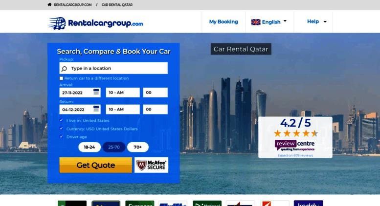 Access Qatar Rentalcargroup Com