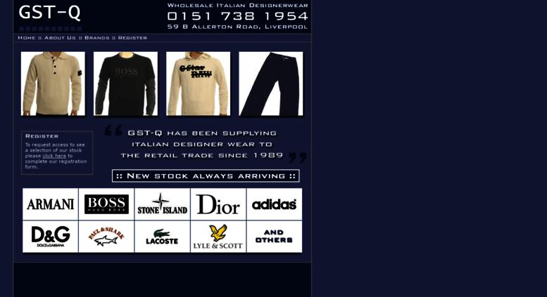 Access quintodesignerwear co uk  Wholesale Designer Clothing