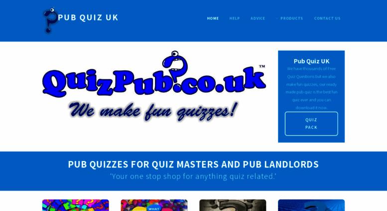 Access quizpub co uk  Quiz Pub UK | Fun Pub Quizzes | Easy