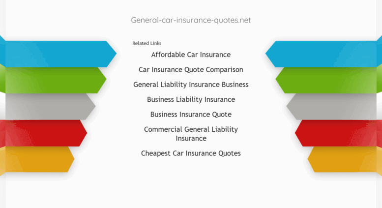 Get Insurance Quotes >> Access Quotes General Car Insurance Quotes Net General Car