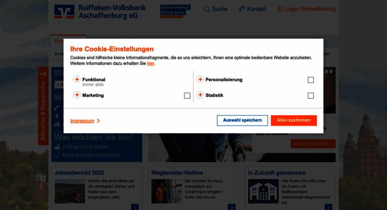 raiffeisen online banking privatkunden