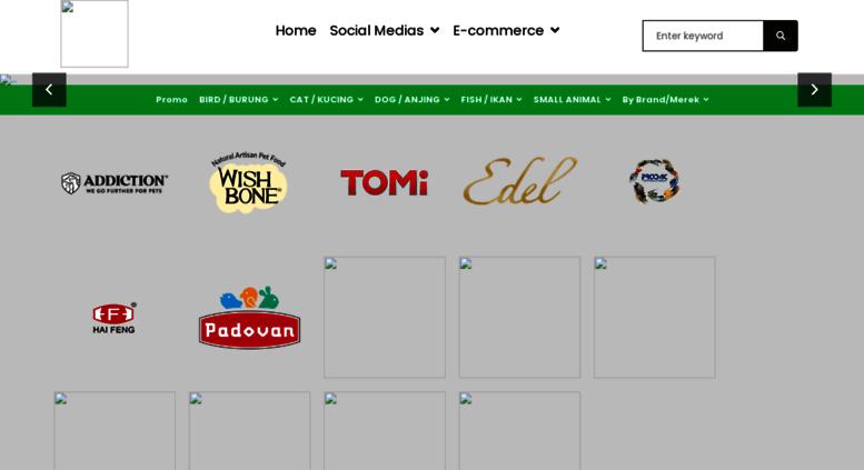 Access Rajapetshop Com Jual Makanan Anjing Dog Food Makanan