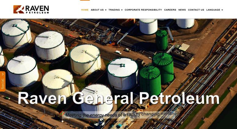 Access ravenpetroleum com  Raven General Petroleum LLC Dubai