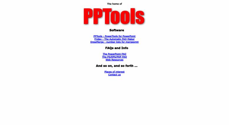 Access rdpslides com  Steve Rindsberg/RDP - PowerPoint Add