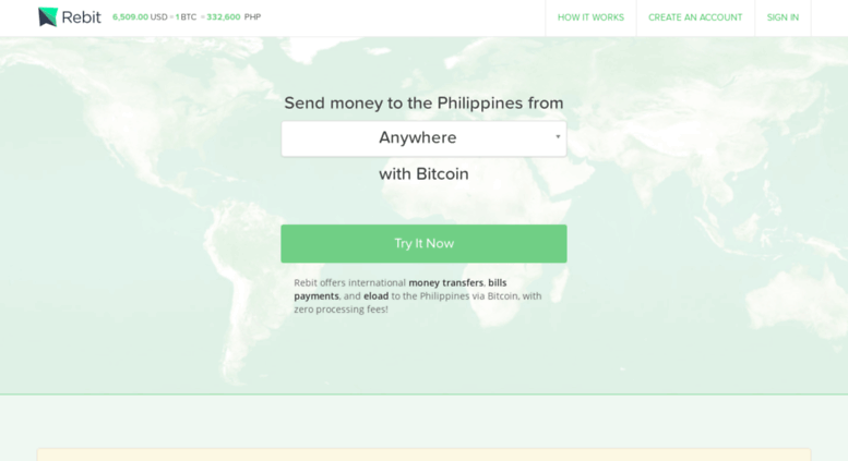 Rebit Ph Screenshot
