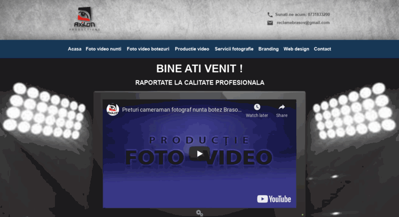 Access Reclamebrasovro Pret Filmare Cameraman Fotograf Nunta